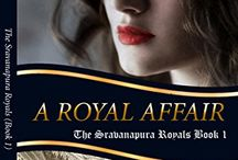 A Royal Affair (Sravanapura Royals Book 1)