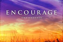 Daily Word of Encouragement / Here are some Daily Words of Encouragement from our ministry website http://www.peacebewithuministries.org/ Helping others by sharing the Word of God! Hope this brings spiritual uplifting to someone's life! God Bless!!