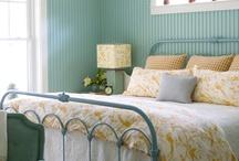 Master bedroom inspiration / by Cheri Evans