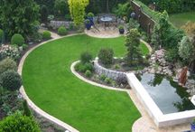Garten Planung
