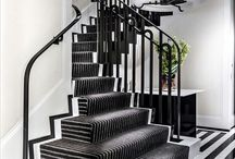 RAMPES D'ESCALIER / BANISTERS