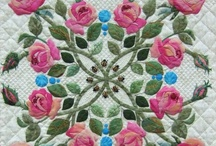 Quilt - Applique / by Elaine Greyvenstein