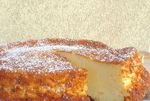 Recettes desserts et gâteaux