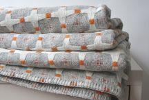 blanket / blankets & storage