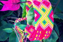 bracelets brésiliens / by Nathalie Calle
