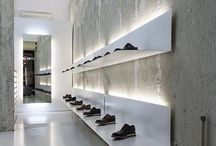 Lighting design for retail