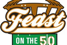 Feast On The 50