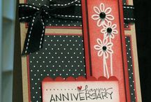 Anniversary  & Valentine Cards / by Cathy Bonacorsi