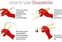 Chopsticks How To Use How To Hold