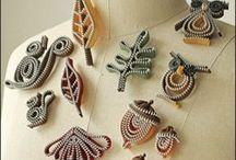 zipper jewelry