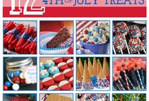 4th of July / All things America. A board dedicated to Fourth of July.