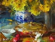 Oils / Still life / by Sandy England