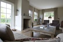 Intrieur / Binnen huis architectuur