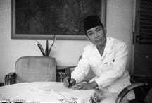 Soekarno History Indonesia
