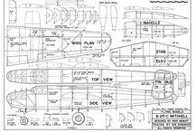 plánky letadel