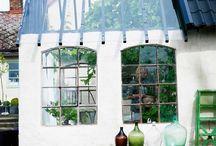 Garden roof ideas