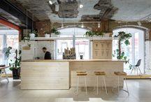 Interiors: shops