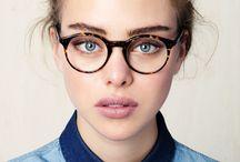 Maky para quem usa óculos