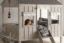Cama cabana meninos