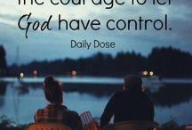 God Quotes / by Casey Green