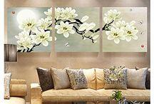 Καμβάδες λουλουδια