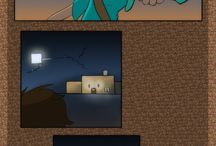 Minecraft Creepy(Herobrine)