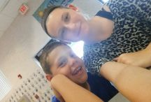 At the YMCA / Me and Preston