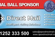 Apex Direct Mail / This is the Pinterest board for Apex, one of the UK's leading Mailing and Fulfilment houses.  We specialise in all kinds of fulfilment, personalisation, printing and pick & pack services.  We also off a range of UK and International courier deliveries.  The complete distribution solution!