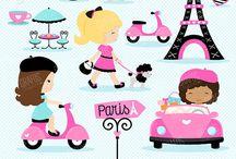 Lili em Paris