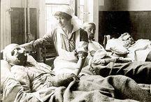 WW1 nursing