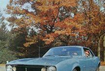 Camaro Prospekte 67-68