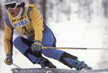 Ingemar Stenmark / If Bjorn Borg  is the best tennis player ever on planet earth, than Ingemar Stenmark is the best skier ever in whole universe :)