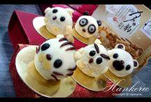Hankerie's Mooncakes / All of my own mooncake creations :)