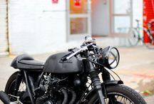 Ian's motorcycles / by Megan Lucas