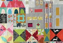 My small world quilts