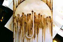 pictura cu cafea