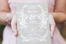 Boho Wedding Stationery. / by Emma Thulborn