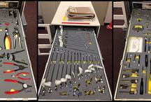 Projects to Try / tools organizer, tools, workbench