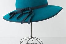 Hats/ Шляпы