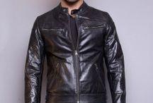 Collection cuir Homme 2014 / Découvrez la collection de cuir homme 2014
