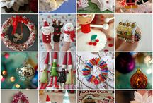 Christmas Crafts / Check out my other Christmas boards: Christmas Food, Christmas Decorations as well as Christmas Lessons, ideas, etc