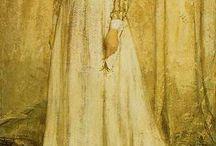 Artist James Whistler