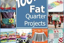 Fat quarter ideas / by Marie Joerger