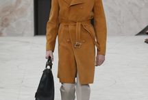 Runway Looks - Men / Designer menswear looks from runway presentations