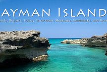 Cayman Islands / The Cayman Islands are an exceptional spot for a Caribbean getaway. The people, scenery and range of choices make it a great treat. If considering a Caribbean cruise make sure you end up here for a day! / by MyVacationPages