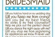 The Ladies {Bridesmaides}