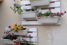 Courtyard/balcony ideas