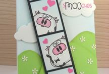 film strip / cards