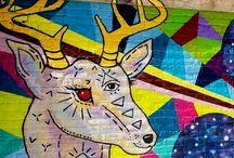 TRAVEL | Street Art Around The World