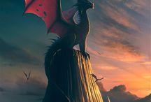 Concepts: Dragon species